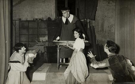 1958 - La Farsa de Pathelin